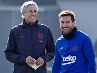 Σετιέν Μέσι / Setien Messi