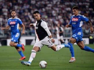 Juventus Napoli Ronaldo