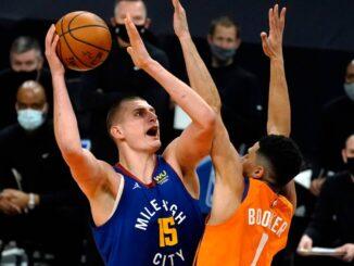 NBA: Δια χειρός...Γιόκιτς πήραν το «διπλό» οι Νάγκετς κόντρα στους Σανς