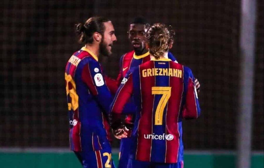 Κύπελλο Ισπανίας: Στις καθυστερήσεις προκρίθηκε η Μπιλμπάο - Στην παράταση η Μπαρσελόνα