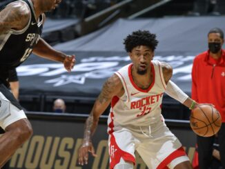 NBA: Νικητές στη «μάχη» του Τέξας οι Ρόκετς με κυρίαρχο Κρίστιαν Γουντ