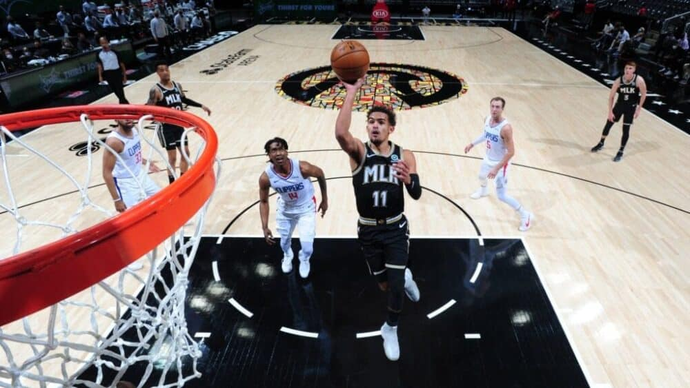NBA: Σταμάτησαν το σερί των Κλίπερς οι Χοκς - Νίκες για Τζαζ και Ρόκετς