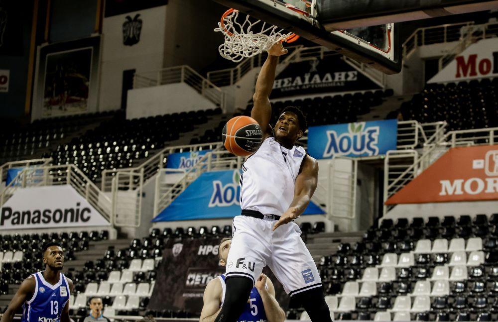 Basket League: Το...σερί του ο ΠΑΟΚ - Ματσάρα έγινε στην Πάτρα
